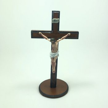 Crucifixo Base Peq.
